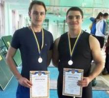 Студенти Уманського університету перемогли на чемпіонаті України з гирьового спорту
