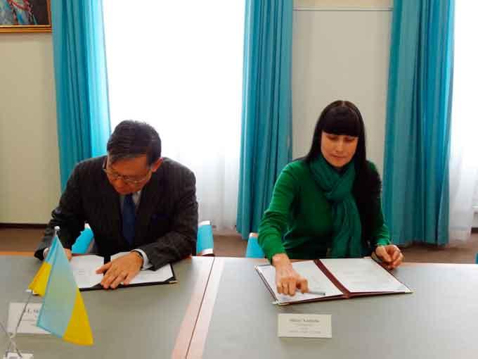 Через громадську організацію уряд Японії допоможе лікарням Черкащини отримати нове обладнання