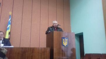 В прокуратурі області вимагали пояснень від Ренькаса по Канівському ВПУ