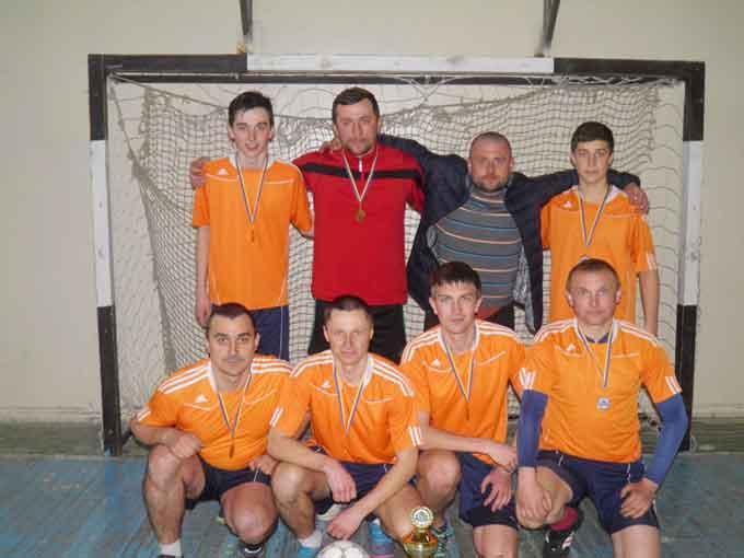 Завершився ІV відкритий зимовий чемпіонат району з міні-футболу