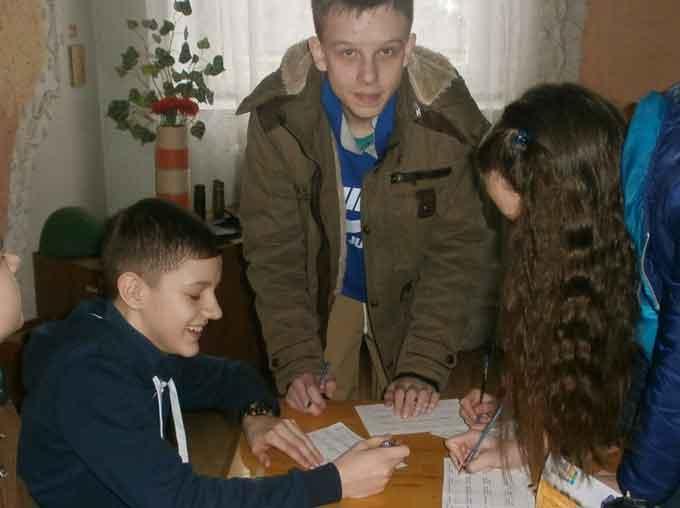 У Золотоноші розпочав роботу молодіжний військово-патріотичний клуб