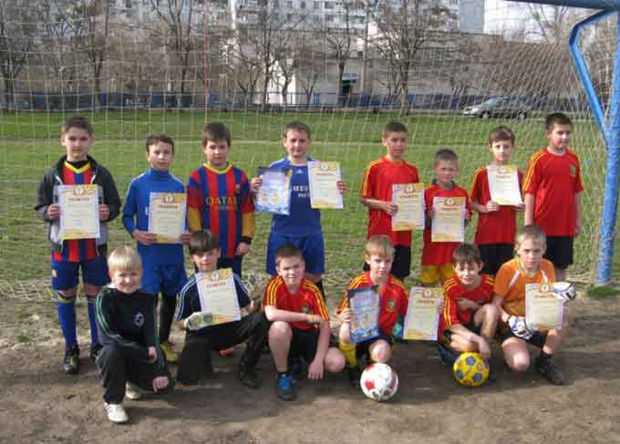 У Чигирині розпочалися змагання з футболу на призи клубу «Шкіряний м'яч»