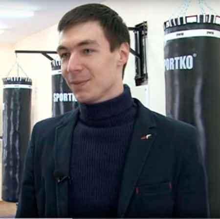 """Боксерський клуб """"Отаман"""" відкрився у Смілі"""