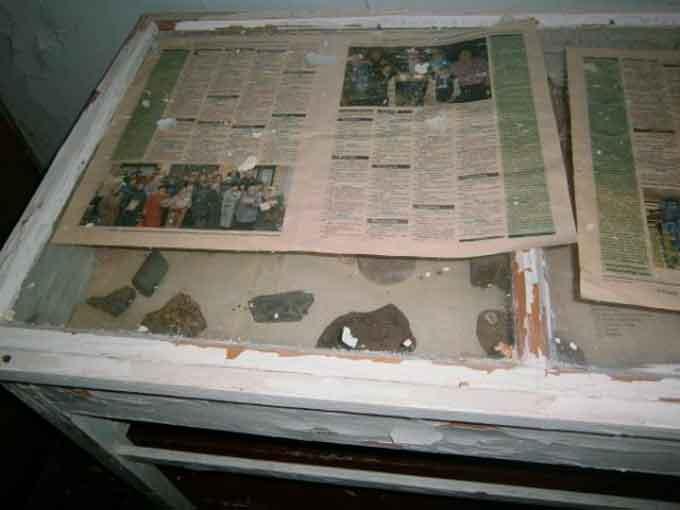 Невідомі пограбували музей на Лисянщині