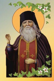 У Черкасах на Великдень буде виставлена на поклоніння унікальна ікона з мощами Св. Амфілохія Почаївського