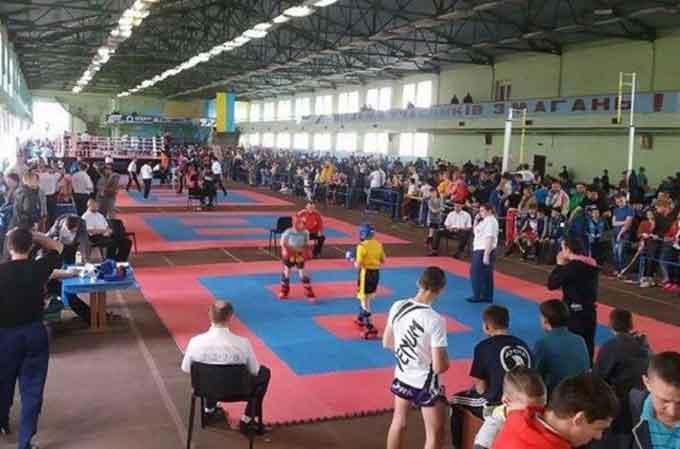 Черкаські кікбоксери повернулися з повним комплектом нагород різного ґатунку з чемпіонату України