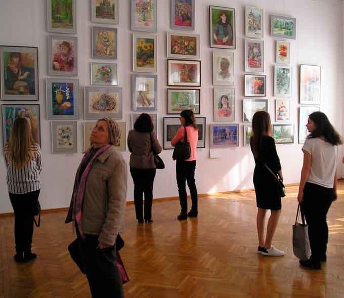 У Черкасах відкрилася незвична виставка