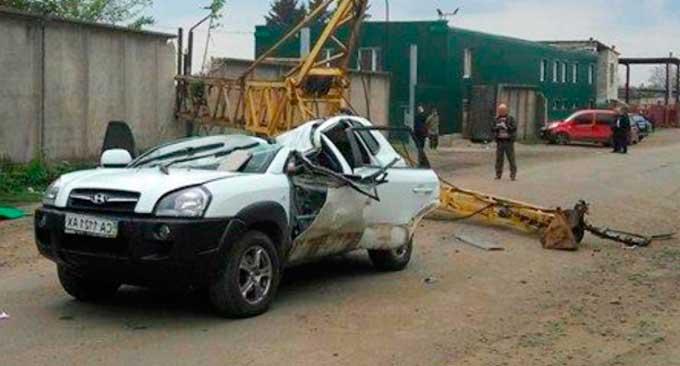 ДАБІ скасувала дію містобудівних умов та обмежень на скандальну забудову в Умані