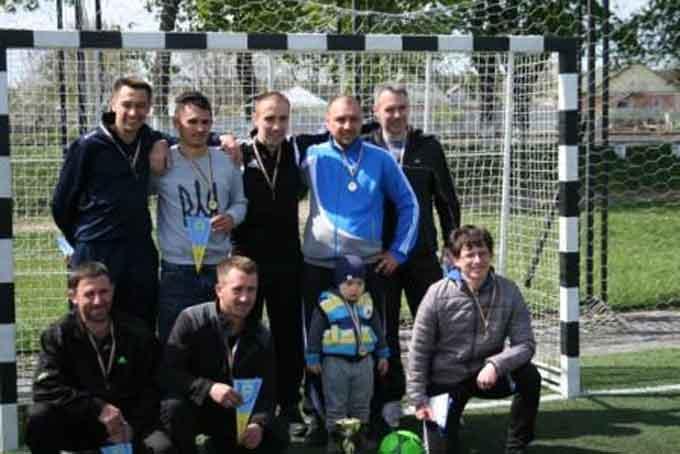У Руській Поляні відбувся фінал Чемпіонату району з міні-футболу