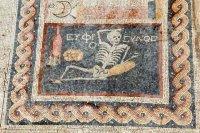 «Будь весел, живи своей жизнью: древний мозаичный