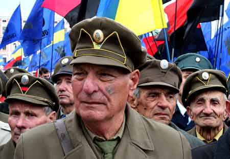 """""""Свободівці"""" восьмого травня вшановуватимуть ветеранів УПА"""
