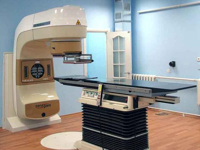 Черкаський онкодиспансер витратить на перезарядку медобладнання в рази більше, ніж колеги