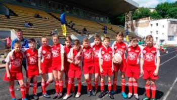 Команда смілянських регбістів увійшла у фінал чемпіонату України