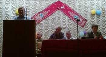 Під час загальних зборів громадян у Почапинцях вирішували ряд нагальних питань