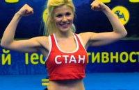 Зіркова донька екс-голови Черкаської РДА продемонструвала українцям свій прес (фото)