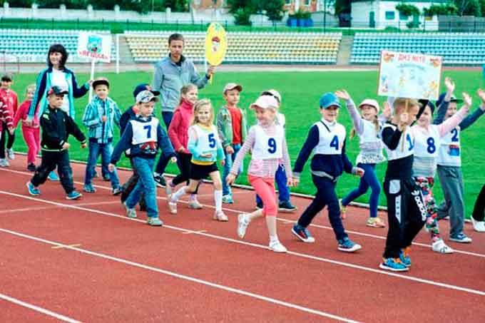 «Малі олімпійські ігри» відбулися в Умані
