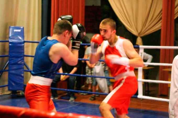 Боксери з Мошурова здобули 9 золотих медалей, не виїжджаючи із села