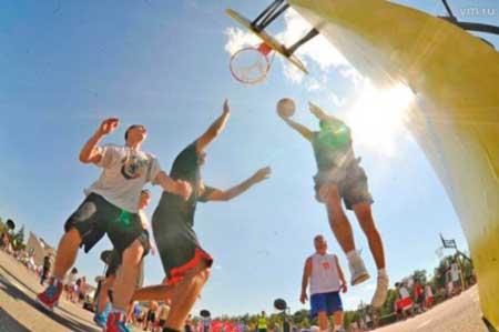 стрітбол турнір