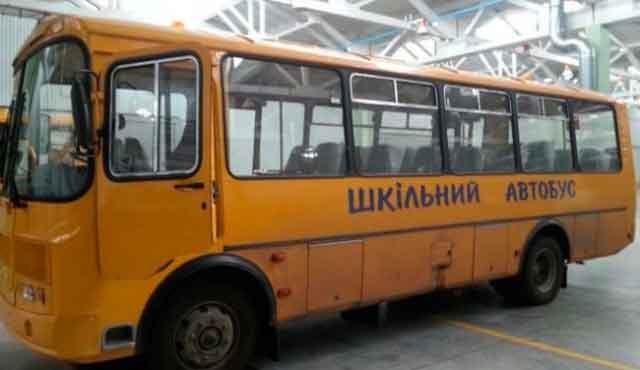 """На черкаському заводі """"Богдан"""" виявили російські """"Шкільні автобуси"""""""
