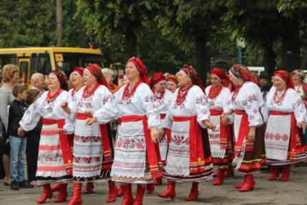 У Монастирищі відбулося свято пісні, яке запам'ятається надовго