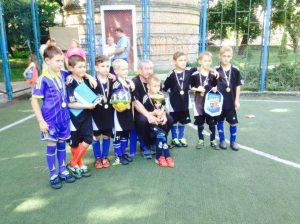 Відбувся турнір із міні-футболу пам'яті колишнього губернатора