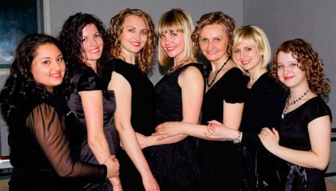 Черкаський вокальний гурт переміг на всеукраїнському фестивалі