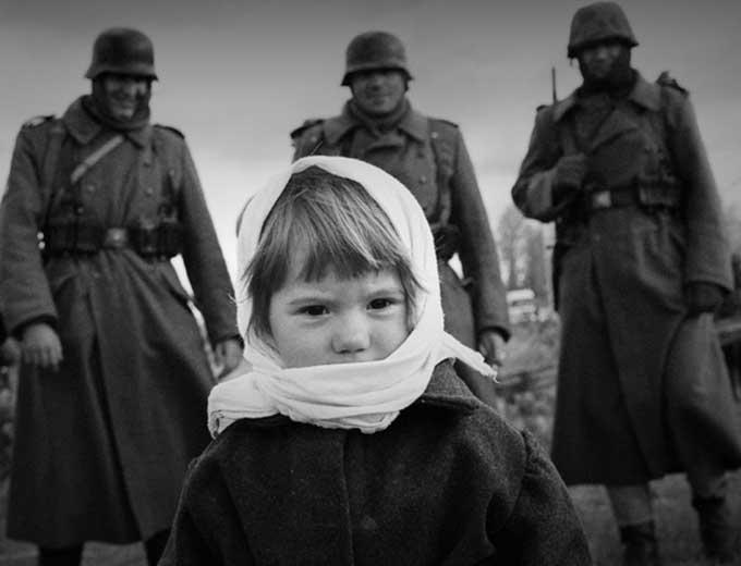 Доля неповнолітніх жителів Черкащини в період Великої Вітчизняної Війни