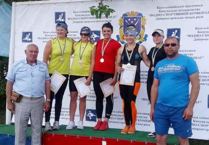 Веслувальники УДПУ завоювали 12 медалей чемпіонату України