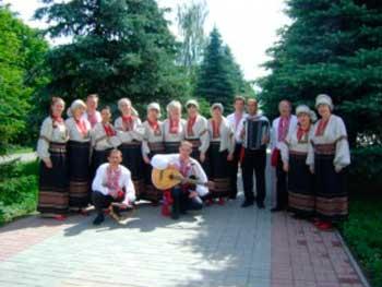 Смілянський фольклорний колектив – переможець фестивалю «Мости над Россю»