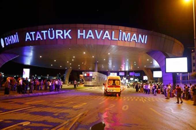 У Стамбулі внаслідок теракту постраждав черкащанин