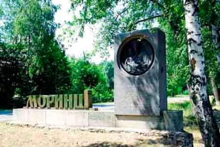 На батьківщині Шевченка завершують обладнання зони відпочинку