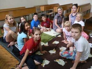 У Черкасах відкрилась літня навчально-наукова школа для дітей
