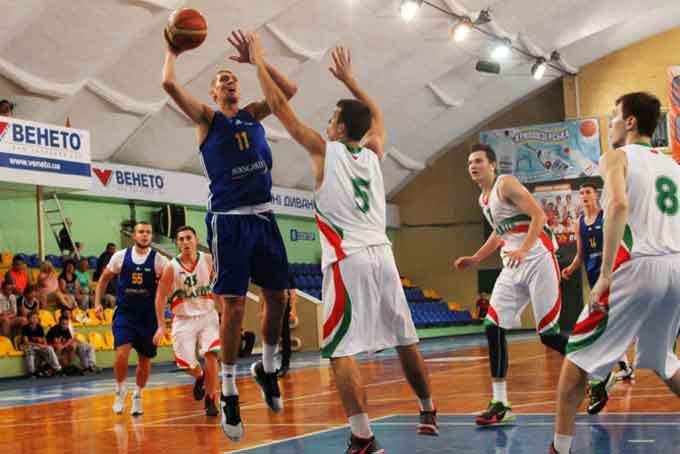 Молодіжна збірна України з баскетболу в другому спарингу поступилася білорусам