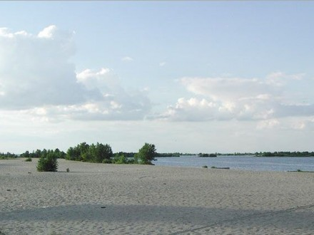 На двох черкаських пляжах виявили кишкову паличку