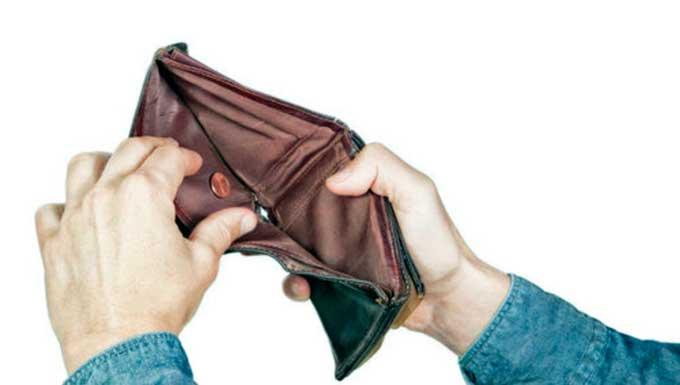 88 % черкаських домогосподарств вважають себе бідними