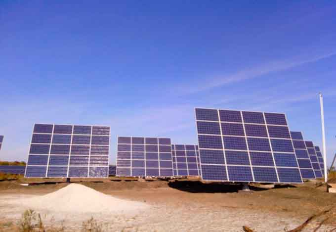 Іспанський інвестор має намір виробляти в Золотоноші сонячну енергію