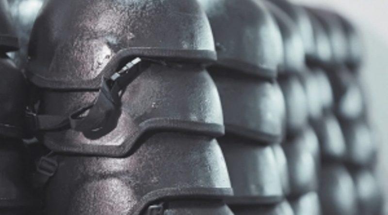 Украинцы разработали новый сверхпрочный бронешлем