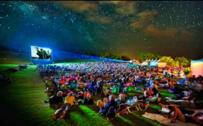 Черкащан запрошують на кіновікенд під відкритим небом