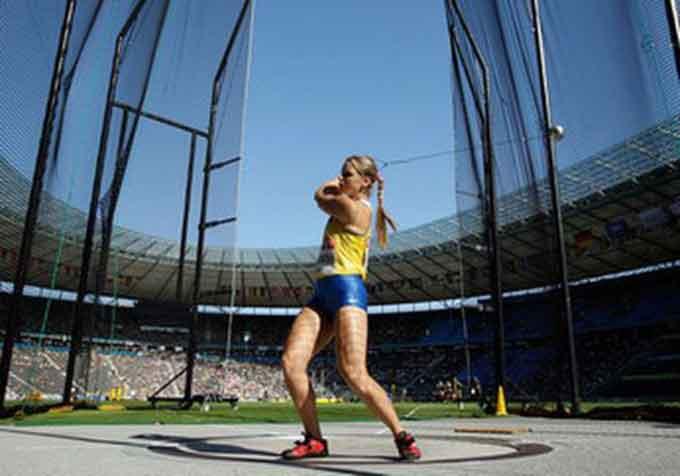 Уманчанка їде на Олімпіаду в Ріо