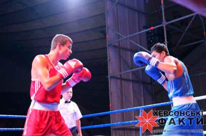 Уманський боксер переміг на міжнародному турнірі