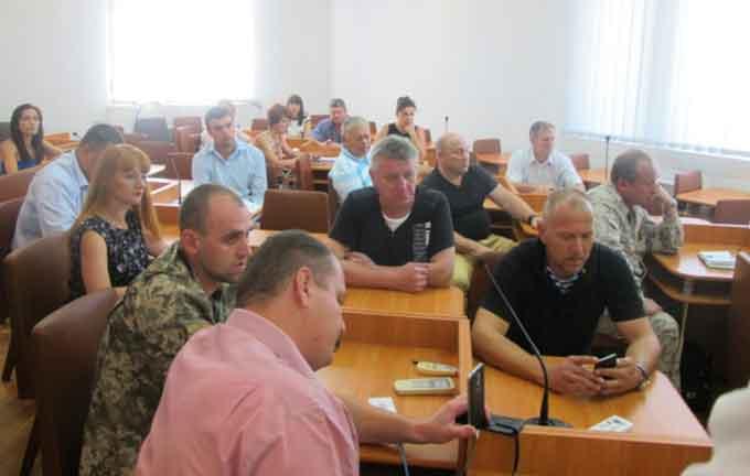 В ОДА врегульовували конфлікт із земельними ділянками на Христинівщині