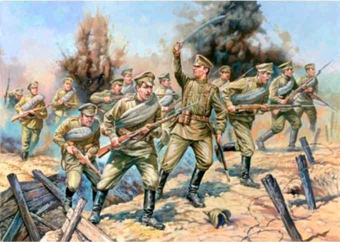 Черкащина в роки Першої світової війни