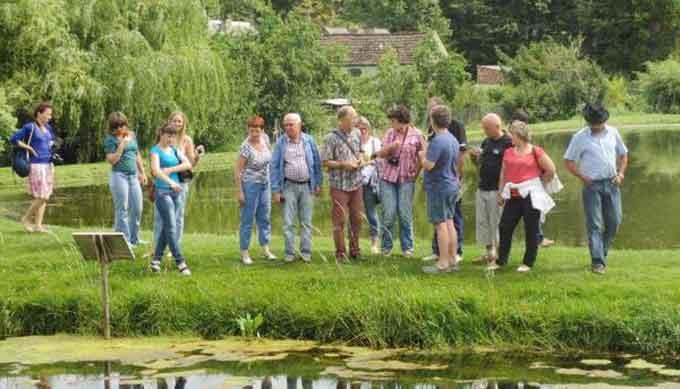 Черкащани переймали польський досвід з розвитку зеленого туризму
