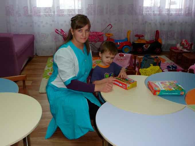 Віра в себе та допомога небайдужих людей допомогли жительці Донеччини знайти себе та роботу