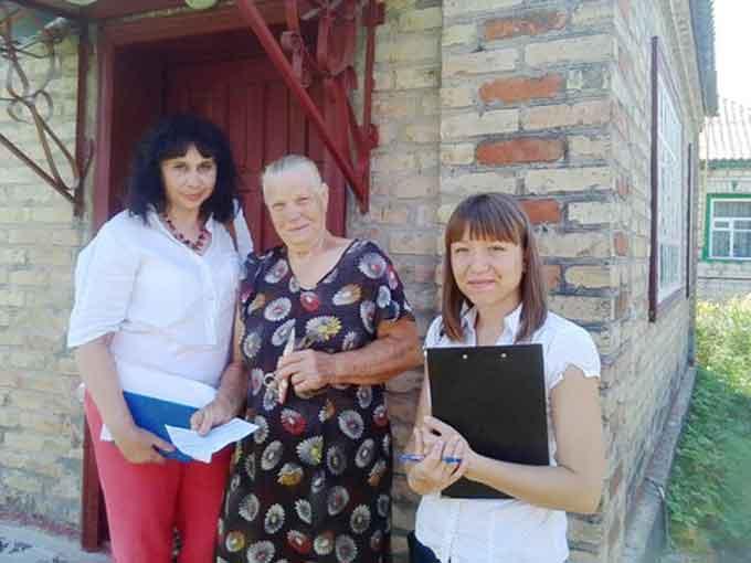 У Смілянському районі перевіряються відомості про фактичне місце проживання внутрішньо переміщених осіб
