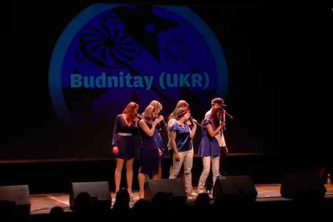 Гурт «Буднітай» повернувся з «бронзою» австрійського конкурсу a'capella Vokal total