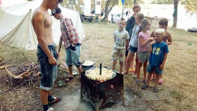 Смілянський район спромігся виділити на оздоровлення дітей аж 68 тис. грн.