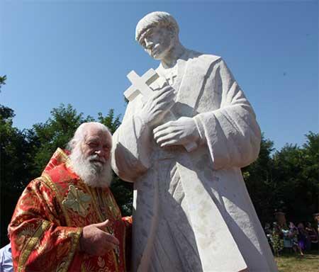 У рідному селі святого мученика Даниїла Мліївського тривали церковні урочистості на честь 250-річчя його подвигу
