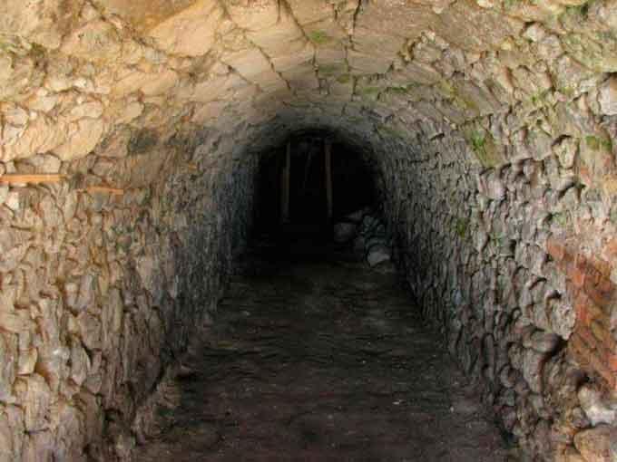 Підземні ходи під Лисянкою