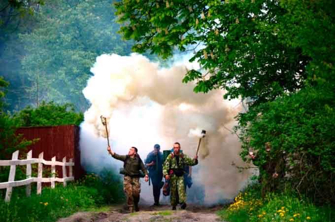 В Холодному Яру відбудеться Всеукраїнська спортивно-патріотична теренова гра «СІЧ: сила і честь» імені Братів Чучупак